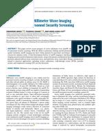 2k19 J_IEEE Review of Active Millimeter Wave Imaging