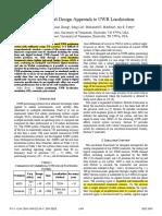 2k9_C_MTT_A System Level Design Approach to UWB Localization