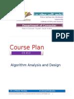 CoursePlan_CS413_419_DrMohamedMustaq