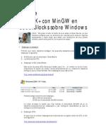 Gtk Con Mingw en Code Blocks