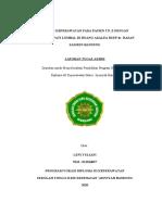sitematika laporan tugas akhir.doc