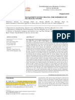 2019 GOLDEN HOUR AND THE MANAGEMENT OF POLYTRAUMA. THE EXPERIENCE OF SALENTO'S UP-AND-COMING TRAUMA CENTER..pdf