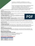 111GESTIÓN DE RIESGOS