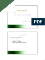 1 Introduccion a La Logistica y La SCM
