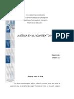 ENSAYO DE ETICA DESIREE 18