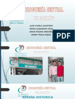 DROGUERIA CENTRAL DE GARZON Regimen Simplificado
