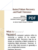 Distributed Failure Recovery.pptx