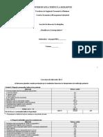 Planificarea lab 4 ,IMIA-171
