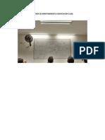 GESTION DE MANTENIMIENTO CODIFICACION CLASE