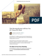 This Morning Routine will Save You 20+ Hours Per Week.pdf
