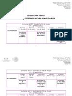 EDUCACIÓN FÍSICA APRENDE EN CASA  5° Y 6°