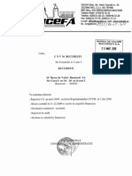 CONCEFA-Raport Anual 2009 (Cu Anexe)