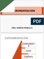 Experimentación en Psicología Experimental