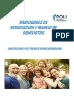 HABILIDADES DE NEGOCIACION SEGUNDA ENTREGA