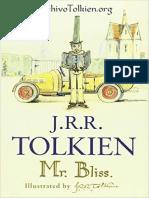 El senor Bliss - J. R. R. Tolkien