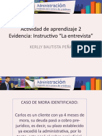 Actividad de aprendizaje 2 Evidencia.pptx