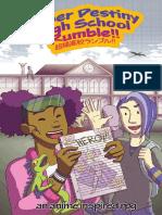 Super Destiny High School Rumble (anime)