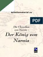 Die Chroniken Von Narnia – Der König Von Narnia