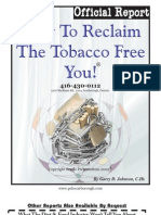 Reclaiming the Tobacco Free You-eBook