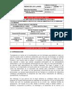 DISEÑO DE CURSO - ÉTICA AMBIENTAL - MGAS