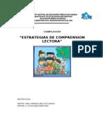 COMPILACION ESTRATEGIAS COMPRENSION LECTORA version reciente