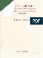 Schmid Wilhelm - La felicidad.pdf
