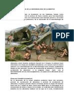 HISTORIA DE LA MICROBIOLOGIA DE ALIMENTOS
