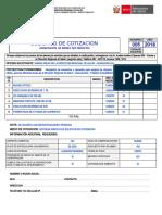 SOLICITUD DE COTIZACION N° 005-2018 - MATERIALES DE COMPUTO