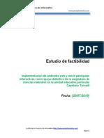 PMO-Informatica Modelo de Estudio de Factibilidad 1