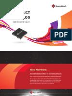 Macroblock Selection Guide 2020 En