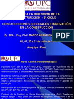 INNOVACION TECNOLOGICA I UPC 2019 ARE