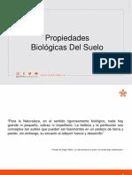 Propiedades Biologicas del Suelo