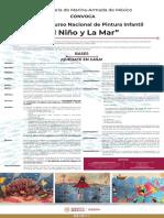 CONVOCATORIA CONCURSO EL NIÑO Y LA MAR 2020