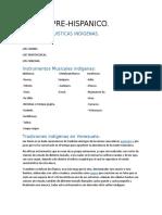 Historia de La Música en Venezuela.