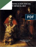 La Investigacion social en Mexico 2013.pdf