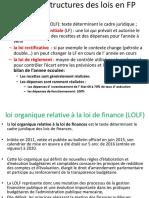 002 type et structure des loi en FP    LOLF-converti.pdf · version 1