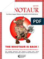3804897 Minotaur Quarterly 2