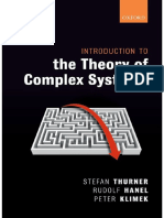 Stefan Thurner, Rudolf Hanel, Peter Klimek - Introduction to the Theory of Complex Systems-Oxford University Press, USA (2018)