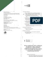 Humberto Theodoro Jr - Dierle Nunes - Alexandre Bahia - RePro 189 - Politizacao e Convergencia Entre Civil e Common Law