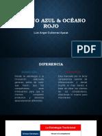 Océano Azul & Océano Rojo - Luis Angel Gutierrez Apaza