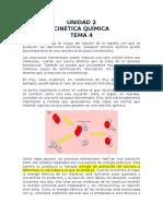 Cinética química TEMA 4(1)