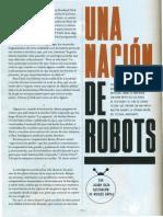 Una nación de robots + Julián Isaza