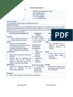 Plan de Diagnóstico celia 2020
