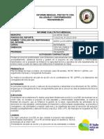 LA UNION-  INFORME  MENSUAL TB- HANSEN