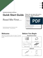 AVR-S900W Quick Start Guide