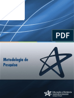 1-Apostila teórica de metodologia científica