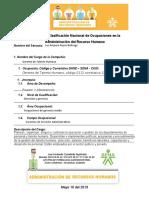 Taller 1 - Formato Diseño de Cargos(1)