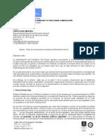 Carta Consejero a ONU