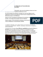 Faculté Des Sciences Médicales Et Paramédicales