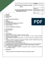 PET 17  EXCAVCION DE HOYOS PARA INSTALACION DE MEDIDORES DE AGUA.docx